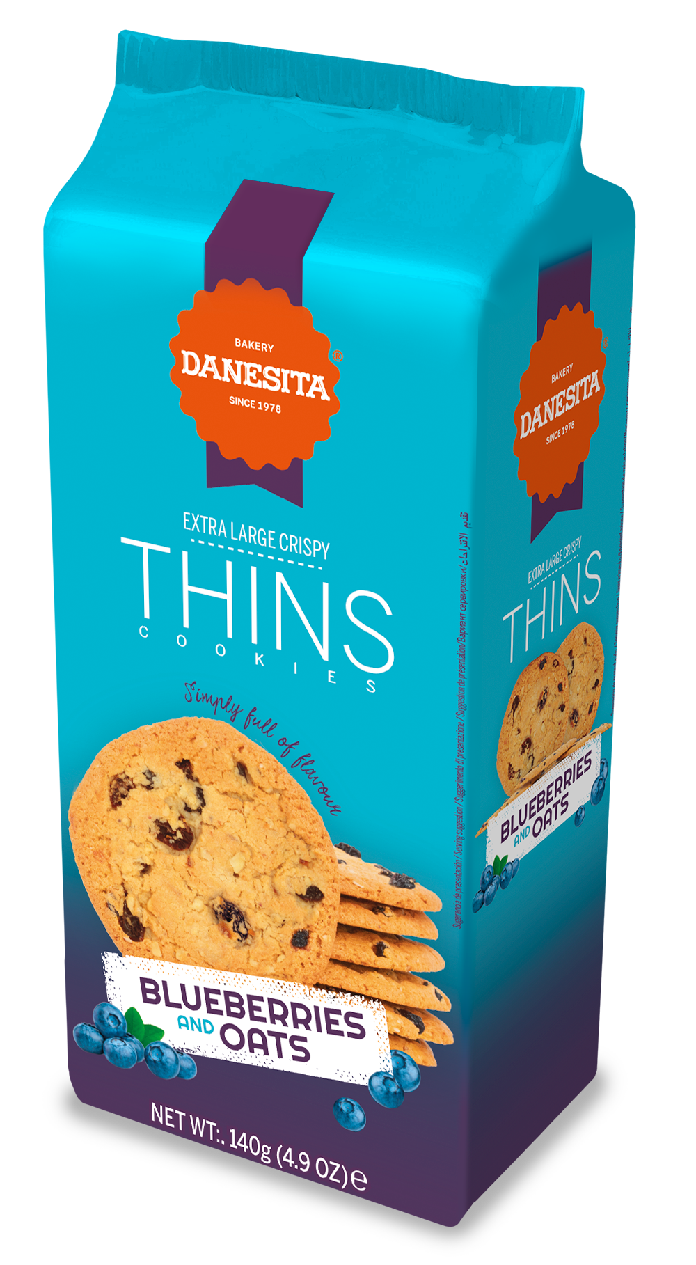 Thin Cookies – Image