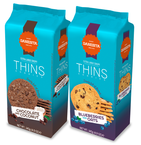 Thin Cookies — Image