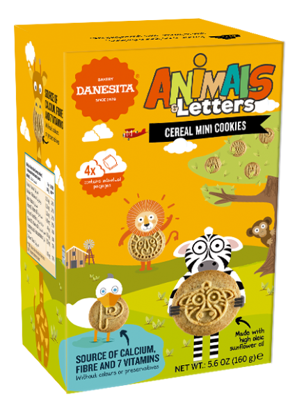 Animals and Letters – Image