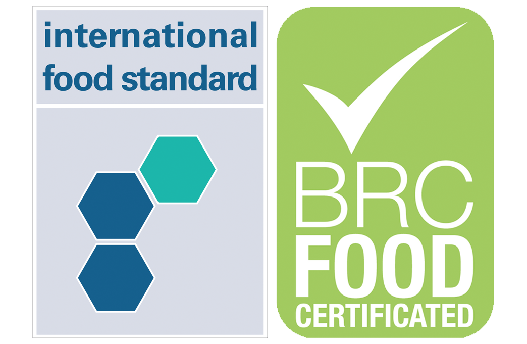 Certification of Coimbra and Póvoa de Santa Iria plants with BRC (3 version, 2003) and IFS (4 version, 2004)